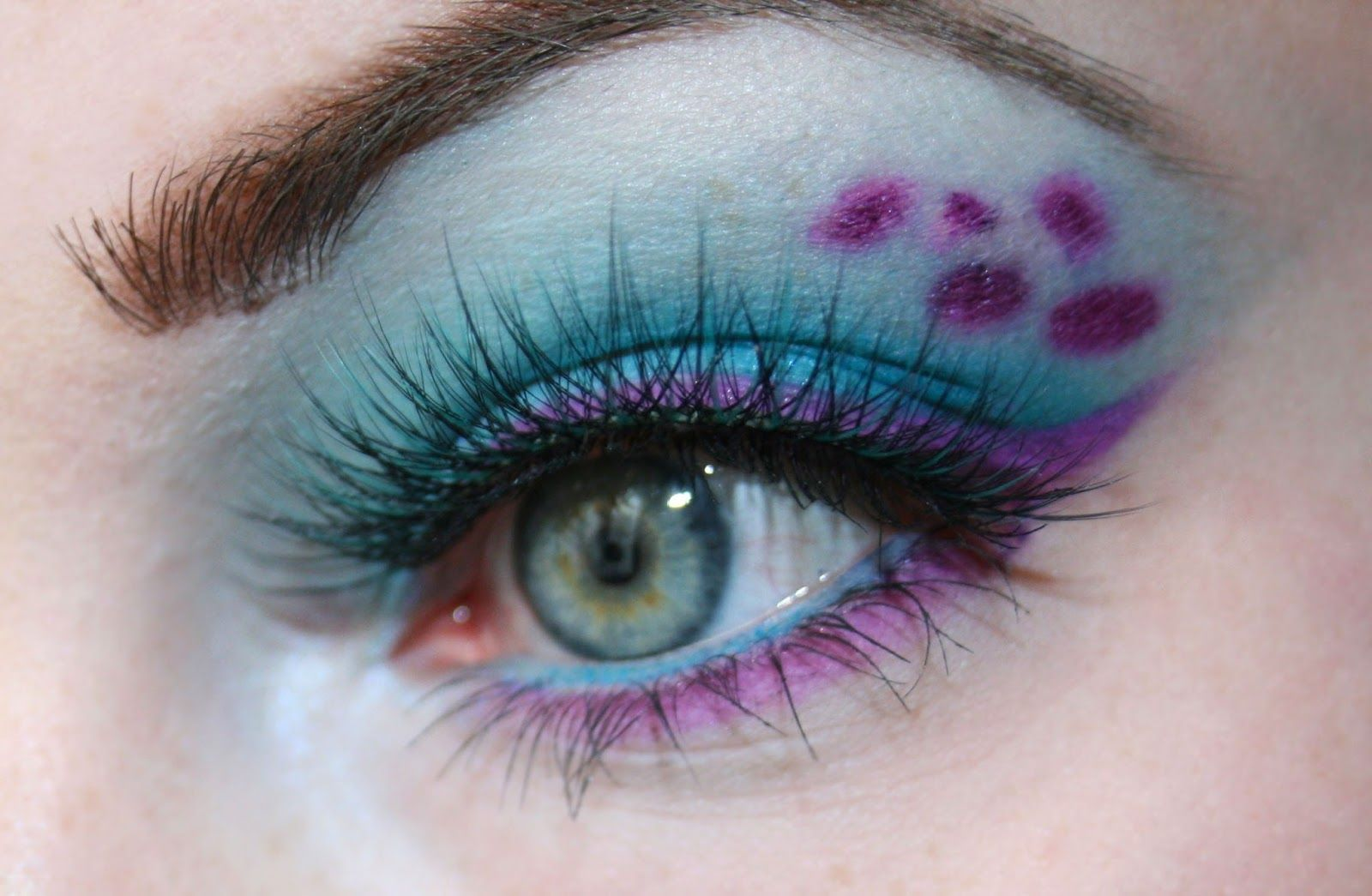 ! Enchanted Makeup: Disney Series: Sully - Monsters University!