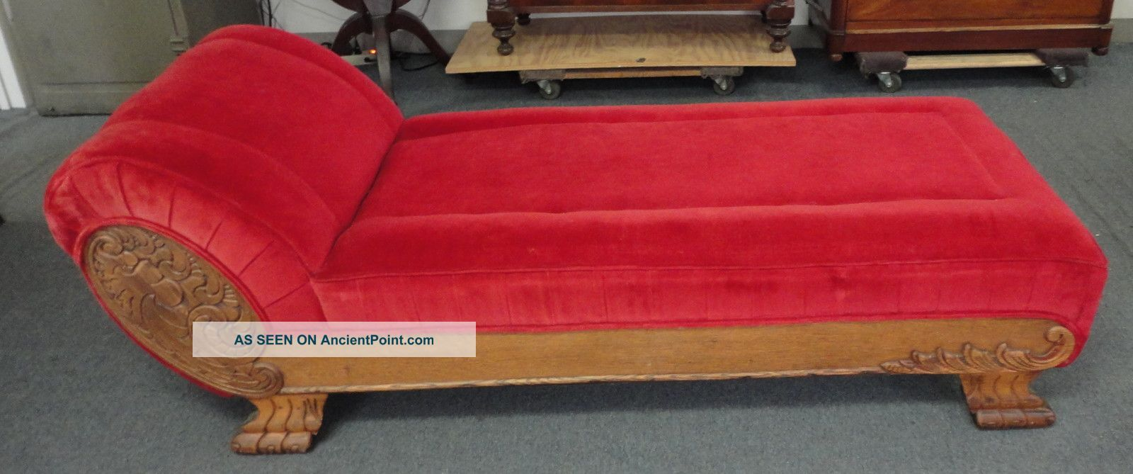 Antique Early 1900u0027s Fainting Couch | Fainting Couches | Pinterest |  Fainting Couch, Victorian Parlor And Apartments