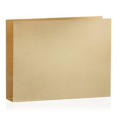 Brass Wall Square Förvaring  5301cfdfe5ad9