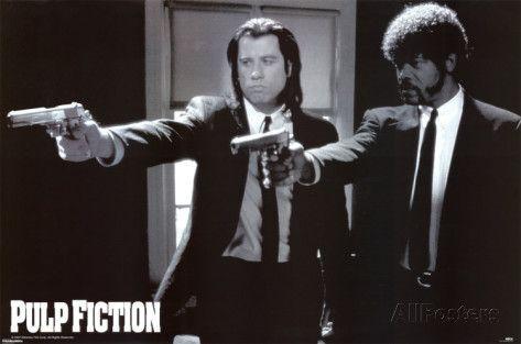 Pulp Fiction Posters AllPosters.fi-sivustossa