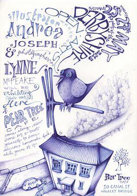 andrea josephs sketchblog: feathers fall around you