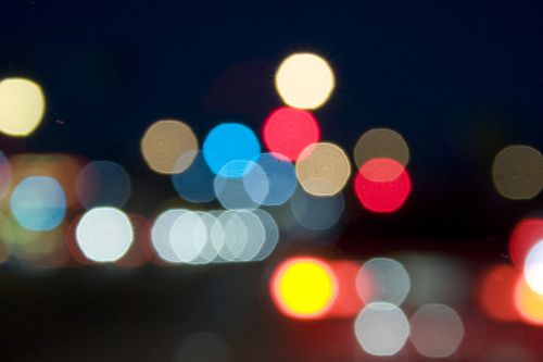 Color Field by highpulp #photography #color #orbs #lights, via Flickr