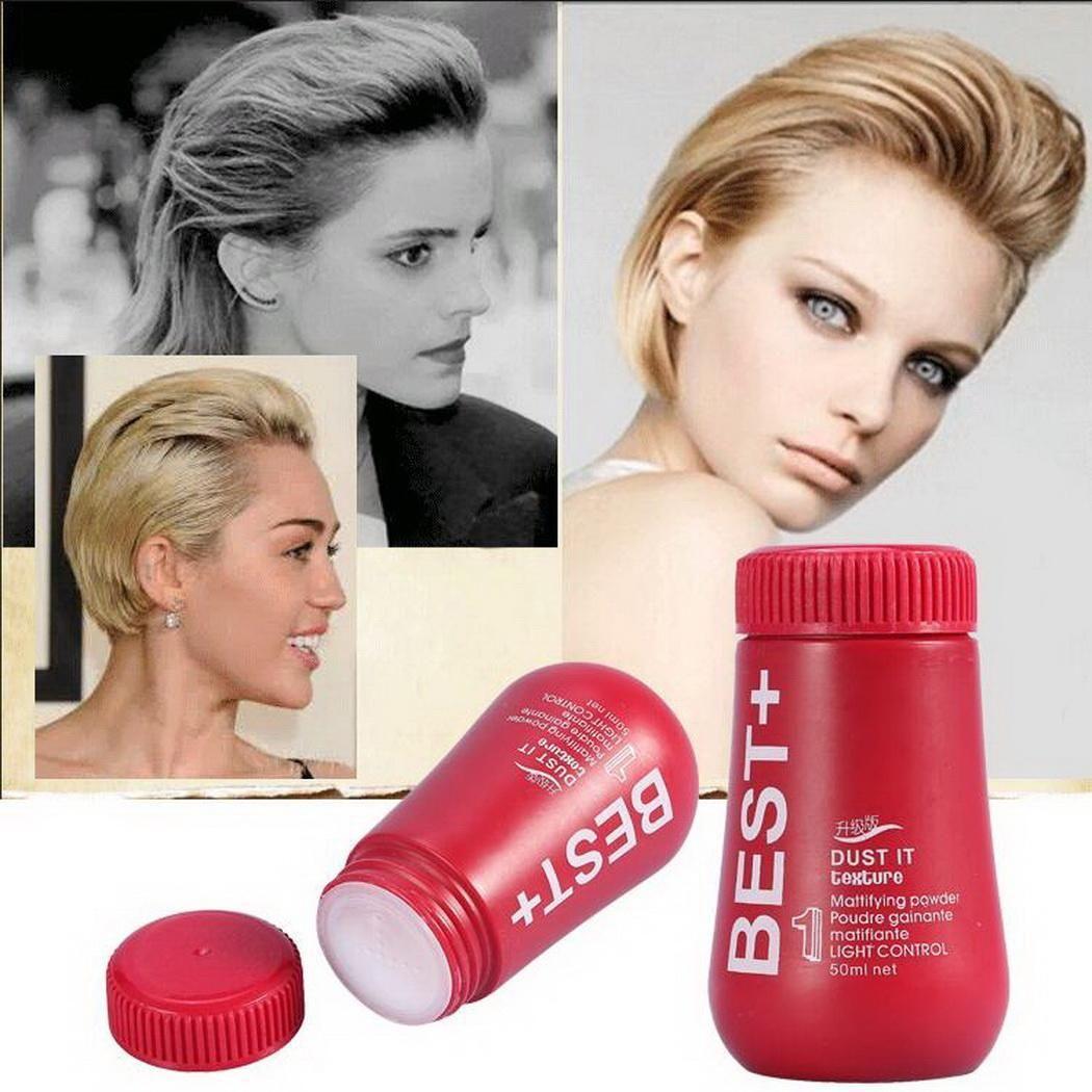 10 ml Haar pulver unisex mode hairspray staub haar mattify beenden sie die design salon stereotyp gel Profis – red