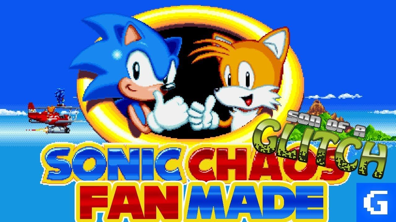 Sonic Chaos Remastered Demo Fan Game Made By A Start Sonic Chaos Fan