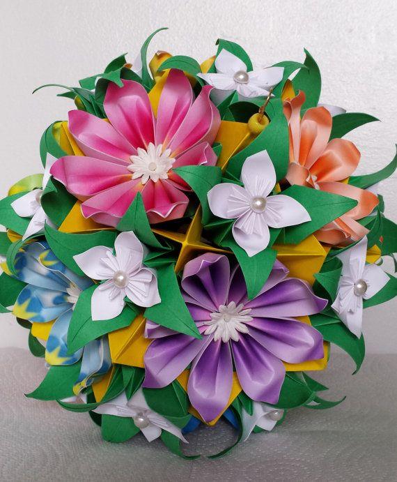 3d origami flower ball 1 3d origami flower ball and origami 3d origami flower ball mightylinksfo