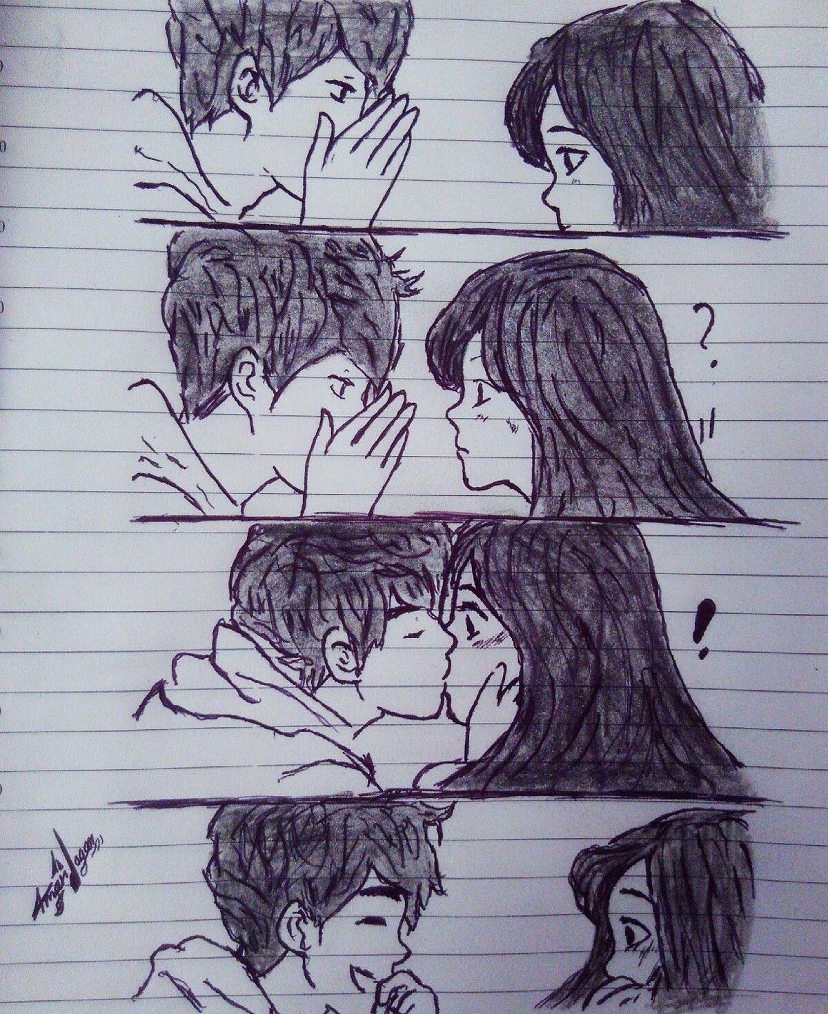 Kissing Sketch Step Kissing Sketch Romantic Couple Sketch Romantic Kissing Sketch Aman Nagar Sketch Pencil Sketch Images Couple Sketch Matisse Art