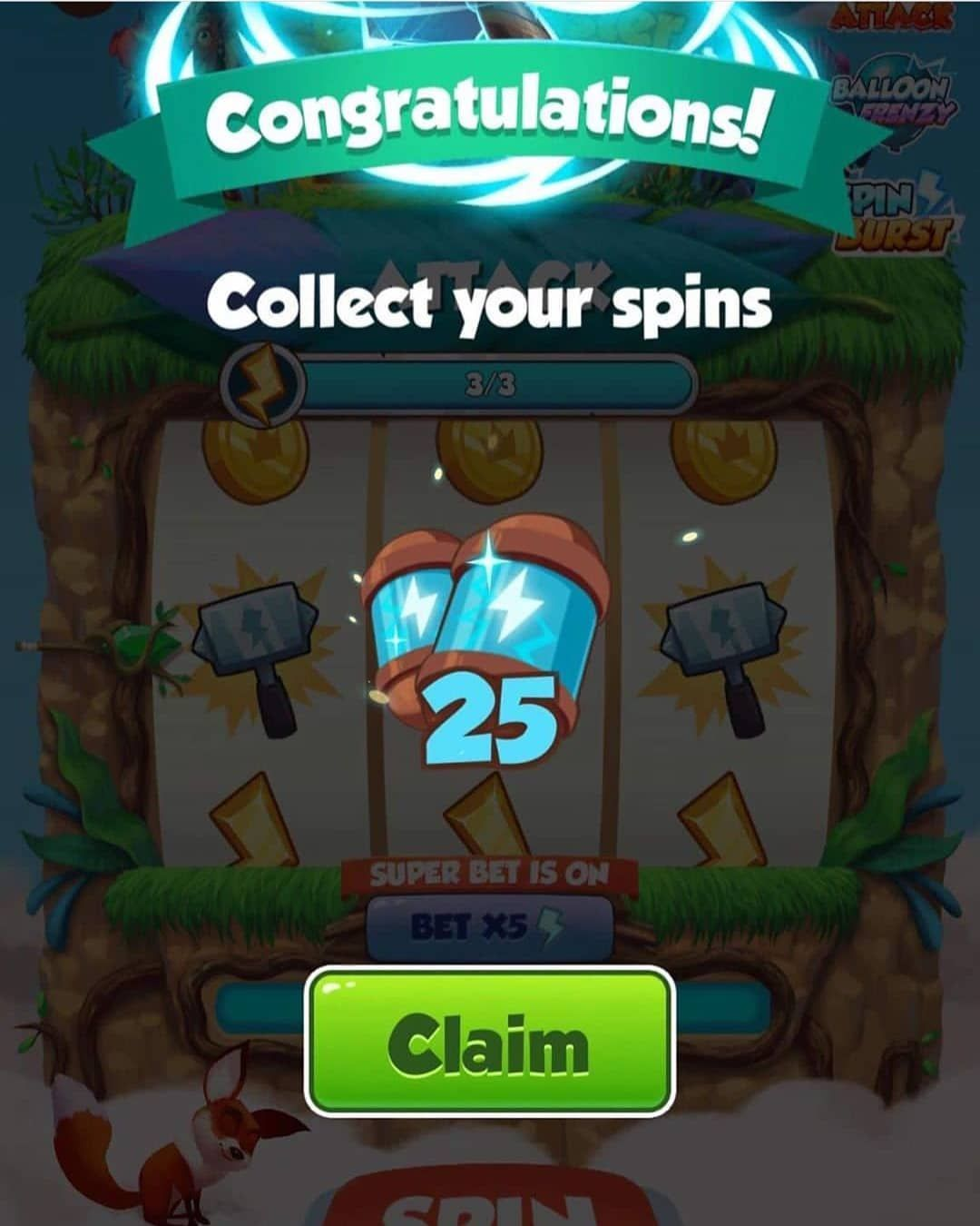 Get your unlimited coinmasterspins coinmastercoins