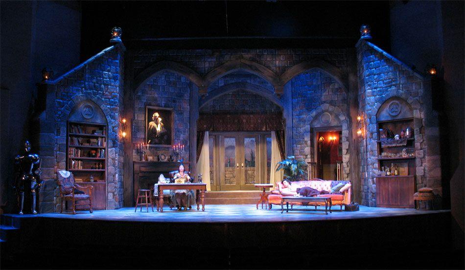 Pittsburgh City Theatre Photos Theater Set Design