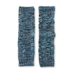 29e17f919eef Women's Cable Knit Thigh-High Leg Warmers - Kmart   Diy's   Thigh ...