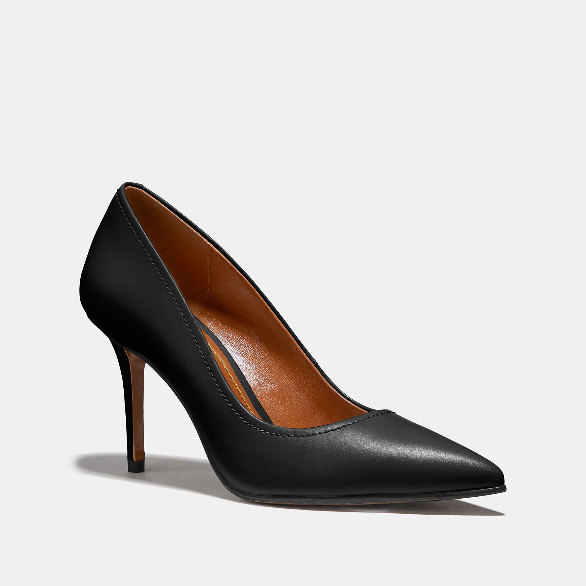 9d4f1884d3a COACH Waverly Pump - Women s Size 5.5 Pumps