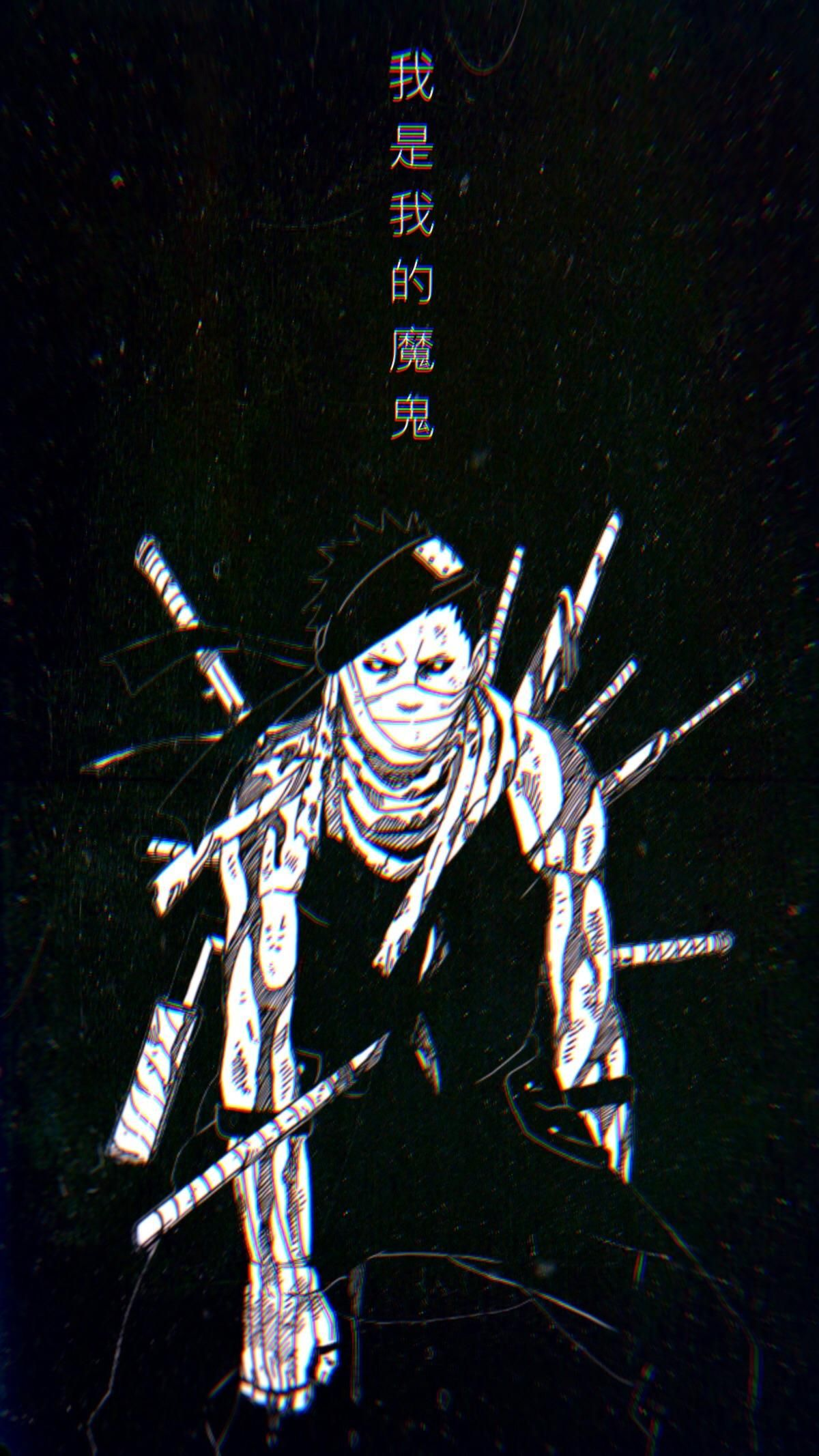 Hi Im Back Again With A Zabuza Wallpaper Hope You Arent Tired Of My Shit Yet D Naruto Ani Wallpaper Naruto Shippuden Naruto Shippuden Anime Naruto Wallpaper