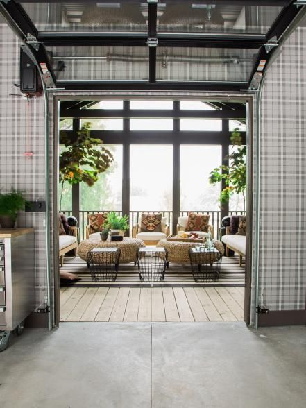 Screened Porch Pictures From Hgtv Urban Oasis 2016 Backyards The