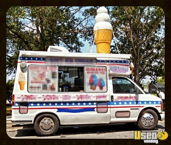 New Listing Https Www Usedvending Com I Gmc Ice Cream Truck For