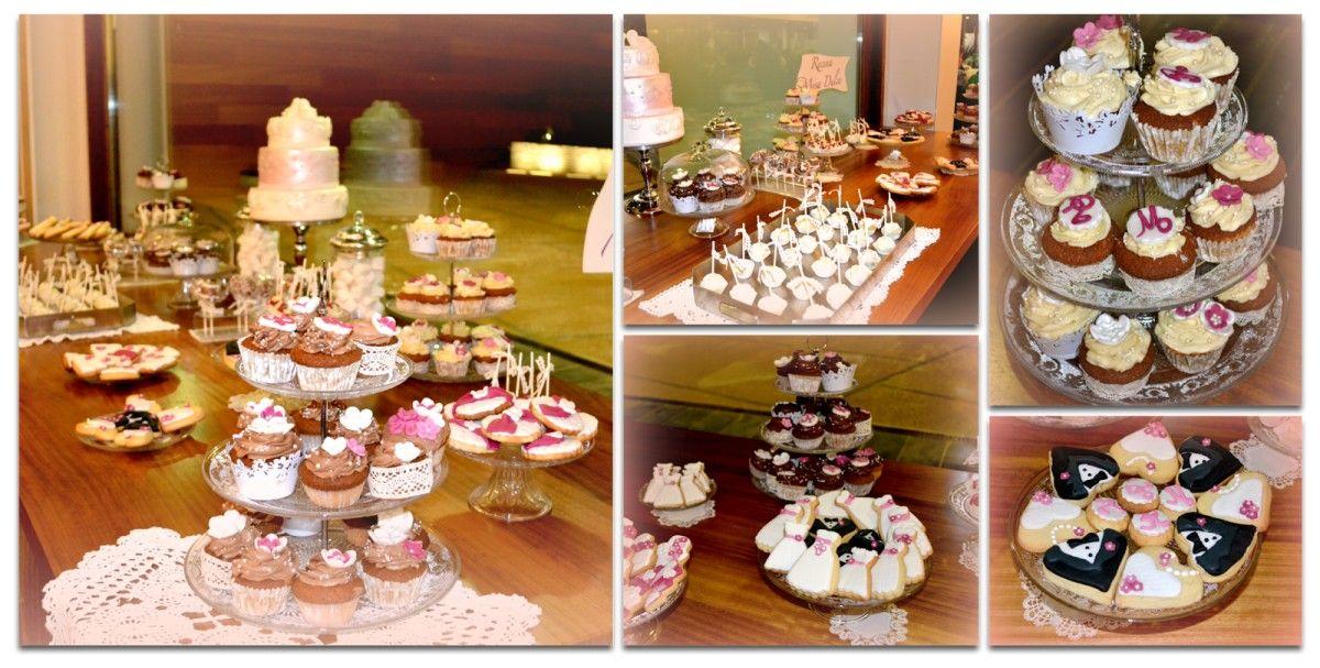 fotos de mesa de dulces para bodas sencillas - Buscar con Google - bodas sencillas