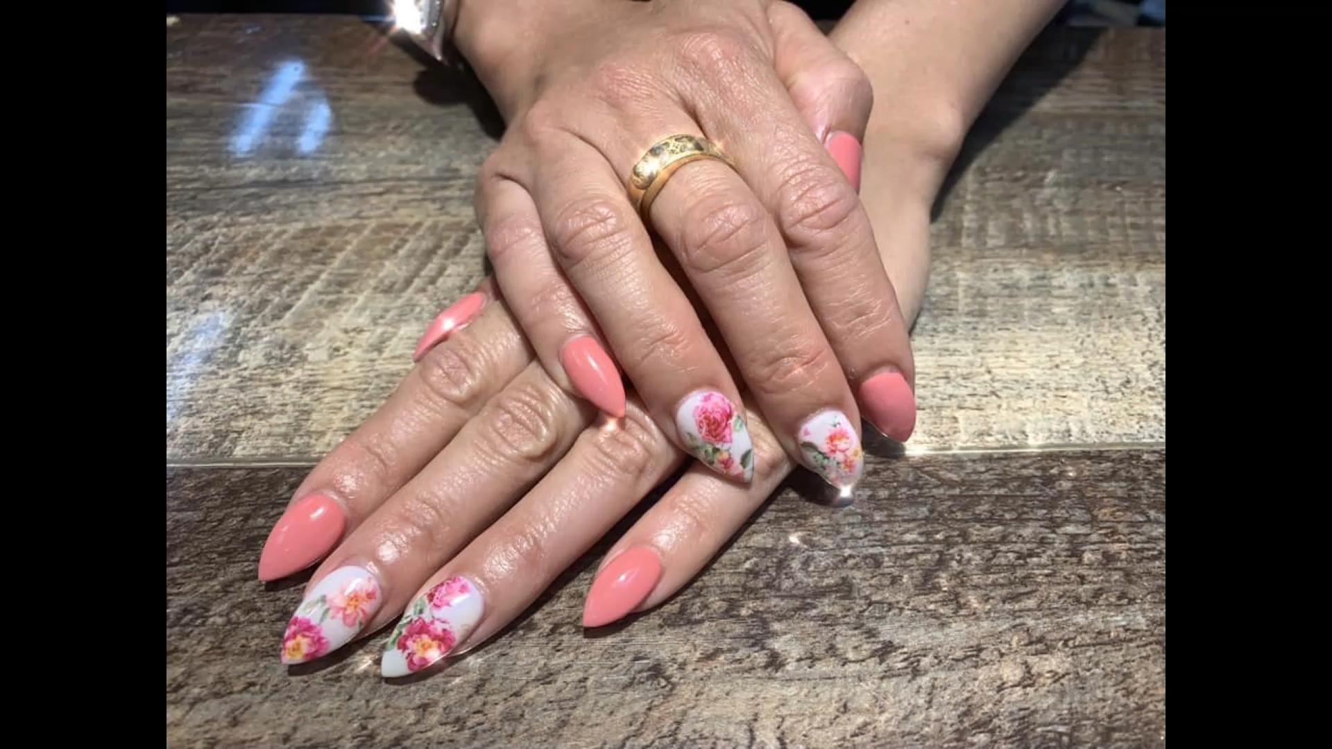 Nail Salon 92673 Bellagio Nails And Spa San Clemente California 92673 Video Nail Polish Nails Gel Nails