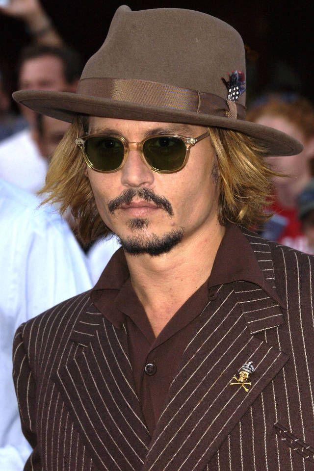 Hats Off To Johnny Depp Johnny Depp Johnny Stylish Hats