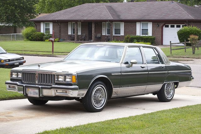 1985 Pontiac Parisienne Brougham Flickr Photo Sharing