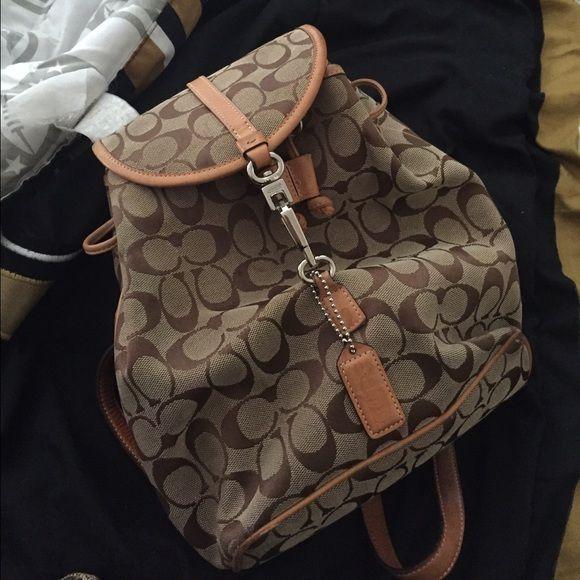 Coach backpack Coach Coach Bags Backpacks