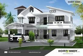 Indian Exterior Crisp Paint Rich Feel Lots Of Windowsricate Detailing Also  Sq Ft Bedroom Duplex House
