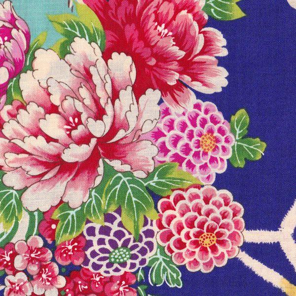 tissu japonais papier tissu japonais fleurs en papier. Black Bedroom Furniture Sets. Home Design Ideas