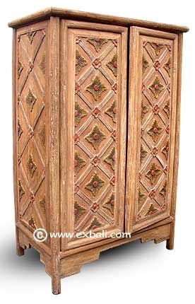 RECYCLED TEAK FURNITURE  CABINETS   [ EXPORT BALI ]