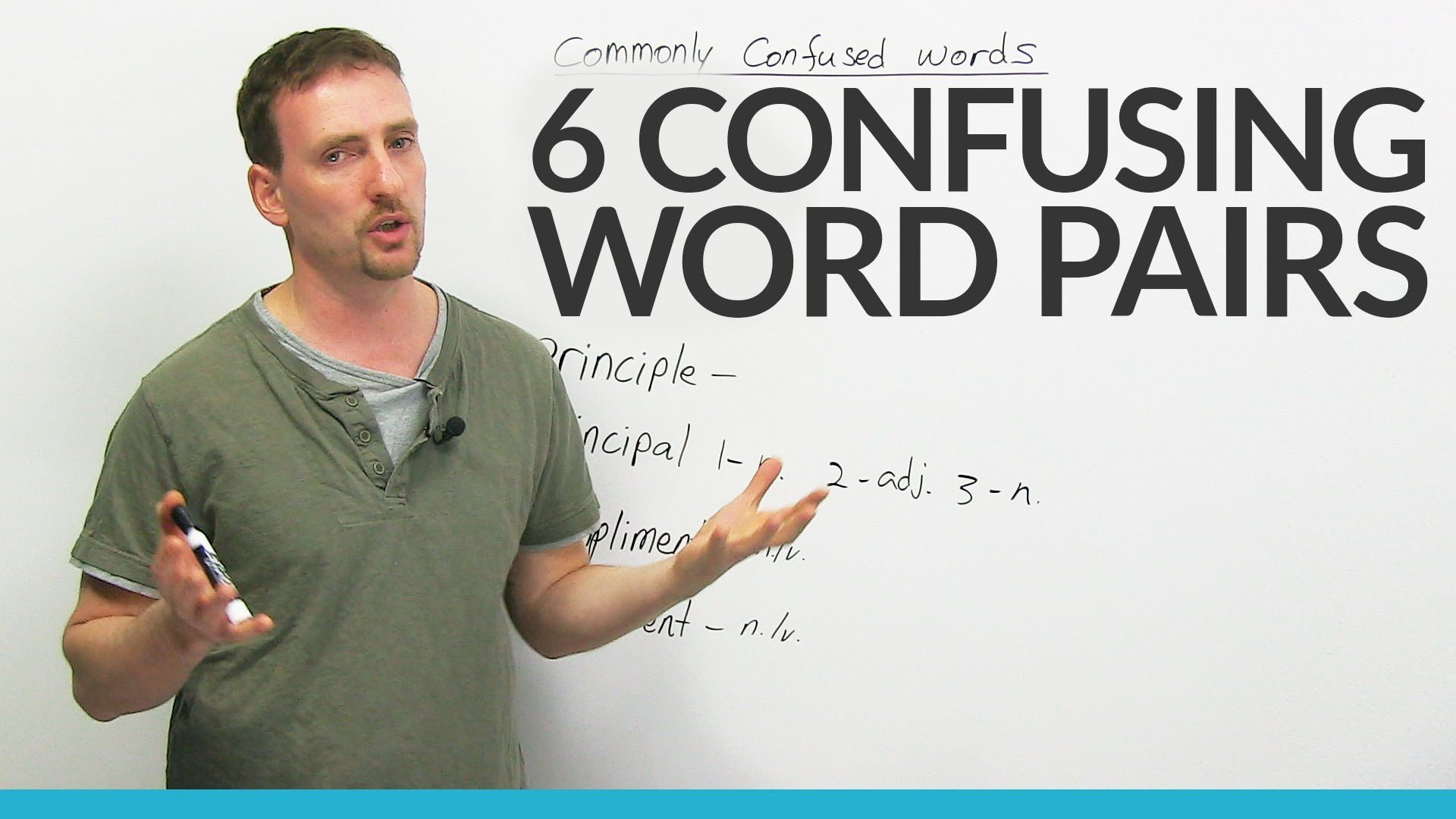 Confusing Words Affect Amp Effect Compliment Amp Complement