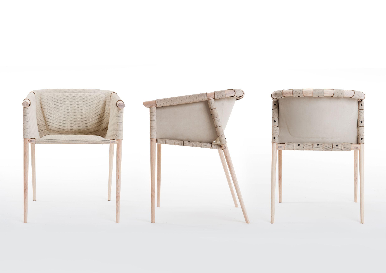 Cargo Chair By Benjamin Hubert 家具 椅子 家具 椅子