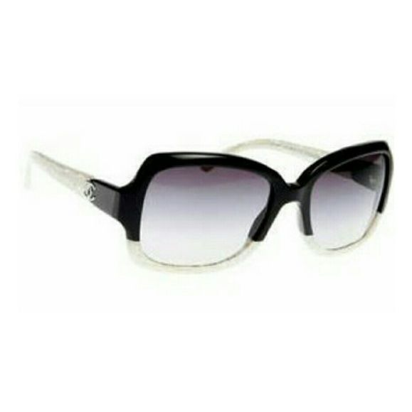 635eb0bfd2 ☆FINAL MARKDOWN☆ CHANEL Sunglasses Beautiful 2 tone sunglasses complete  with box