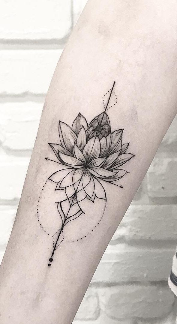 60 besten Ideen für geometrische Tattoos – Bilder und Tattoos #tattoos – Best Tattoos - Modern