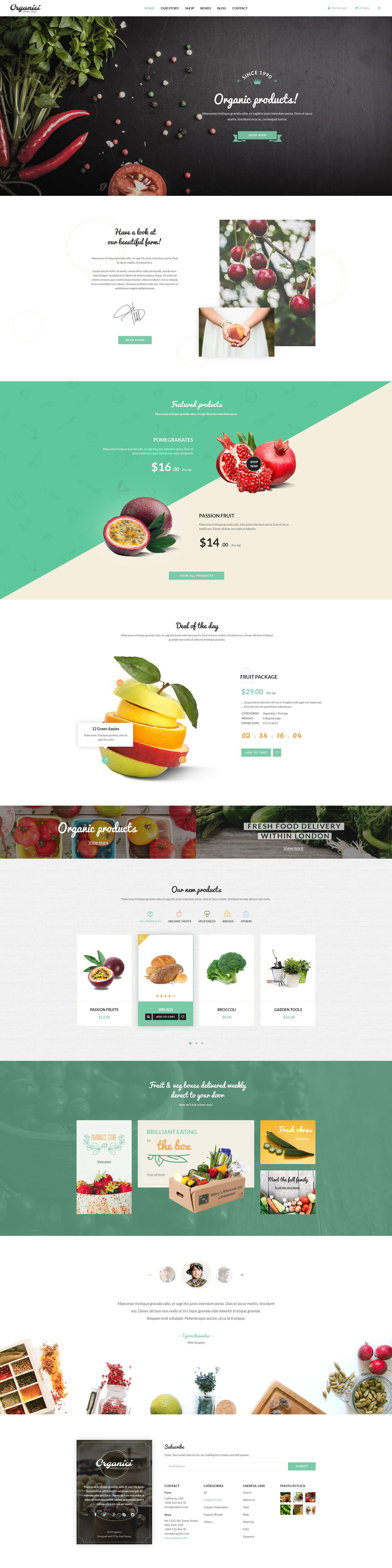30-Minute Recipes | Pagina web, Diseño web minimalista y Diseño ...