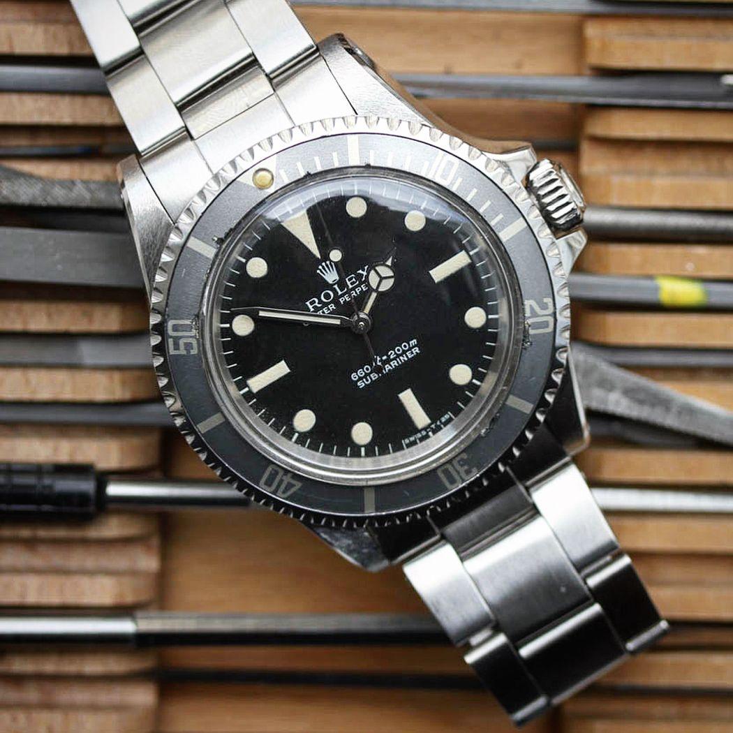 "Gefällt 283 Mal, 2 Kommentare - Rolex Passion Market (@rolexpassionmarket) auf Instagram: ""For sale from @worldoftimede is this @rolex Submariner Ref 5513 priced at €11.850,=. Check it out…"""