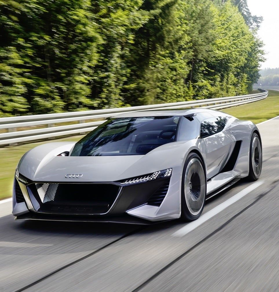Audi Pb18 E Tron Supercar Concept With Images Sports Cars