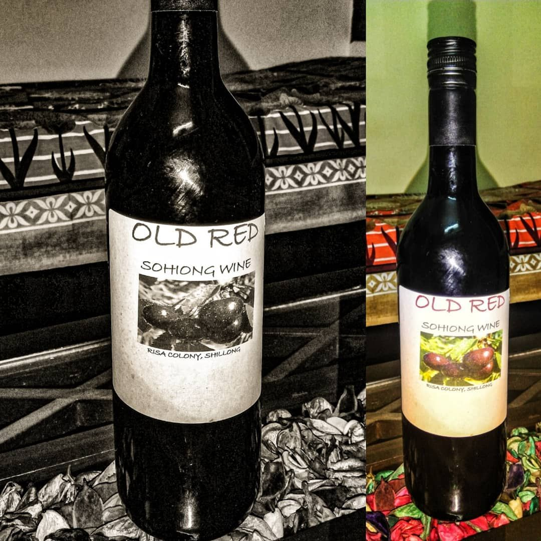 Homemadewine Speciality Of Shillong A Part Of India Where We
