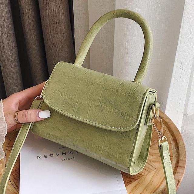 High Quality Vintage Alligator Leather Purses Handbags – klozetstyle.com