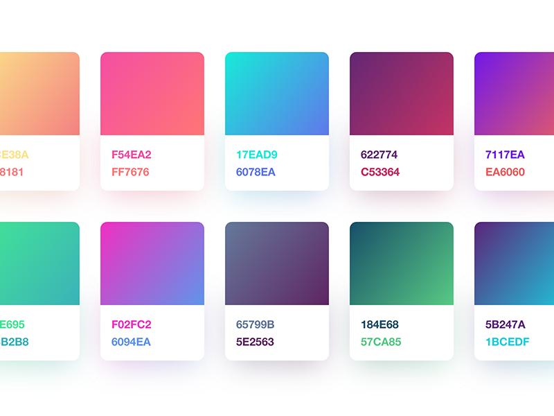 Terrific 10 Web Design Trends In 2018 Color Web Design Trends Download Free Architecture Designs Scobabritishbridgeorg