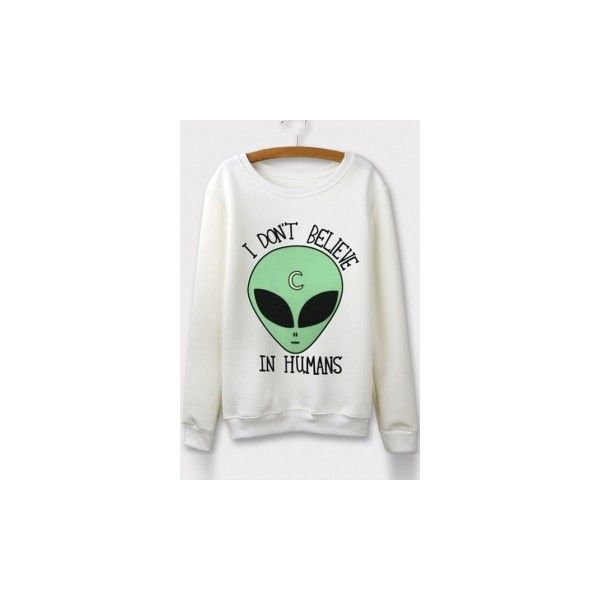 Fashion Style Print, Pullovers Hoodies & Sweatshirts -... via Polyvore featuring tops, hoodies, print hoodies, hooded pullover, sweater pullover, patterned tops and pullover top