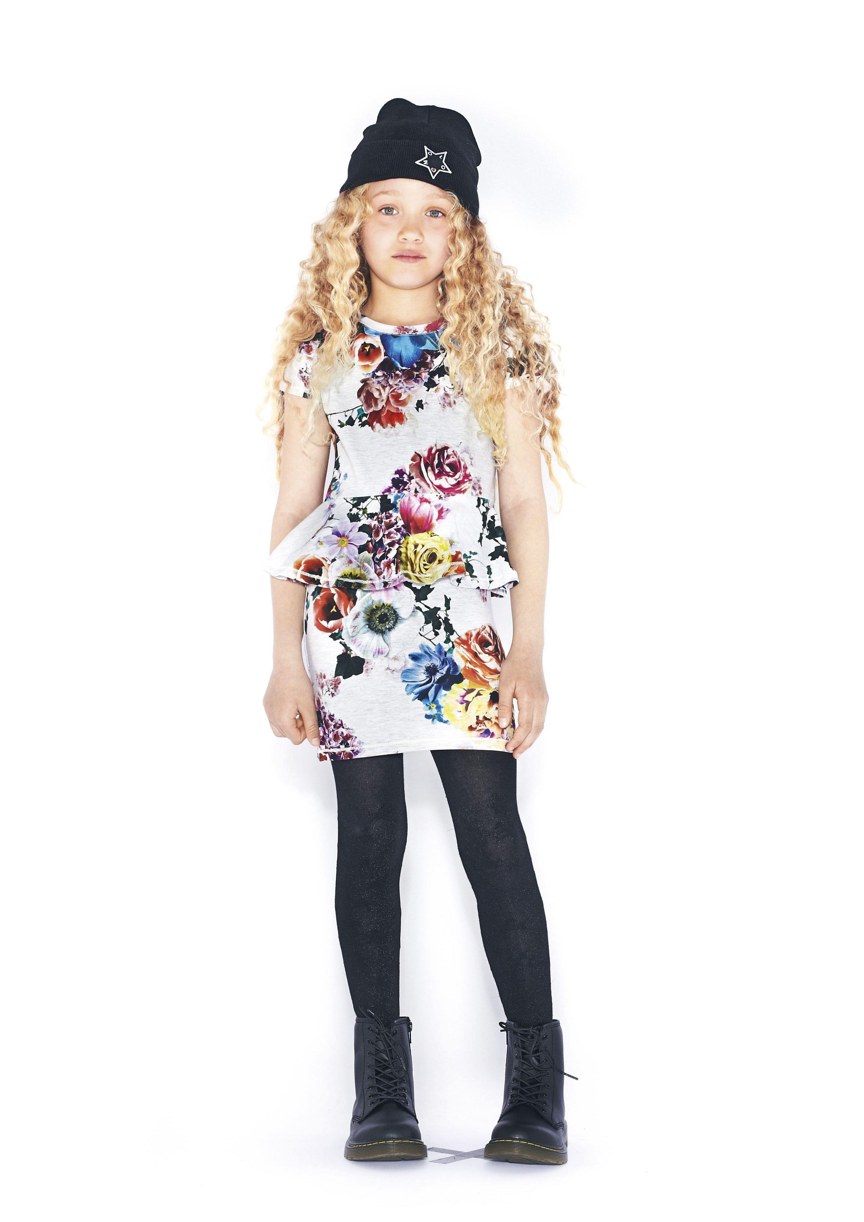 Molo Christina Floral Dress Molo Designer Kids Clothes 37 95