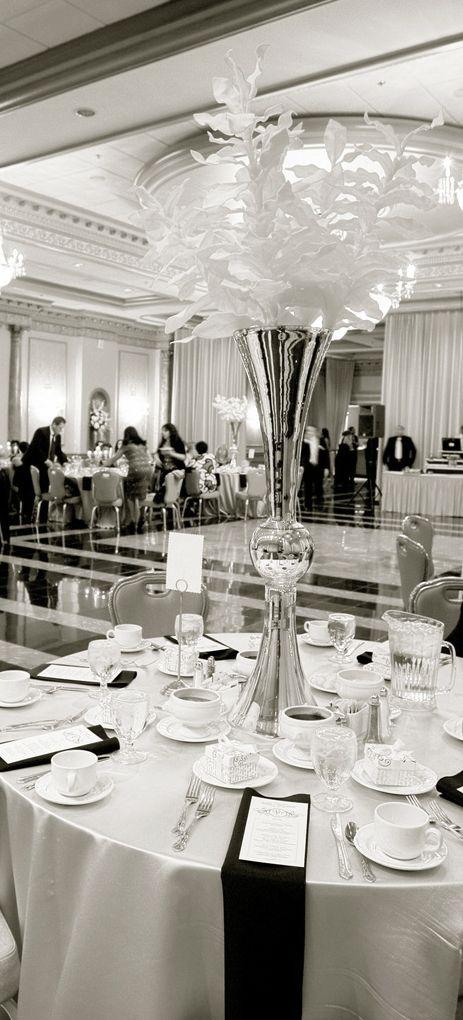 Wedding Centerpiece Z Gallerie Clarion Vase Z Gallerie