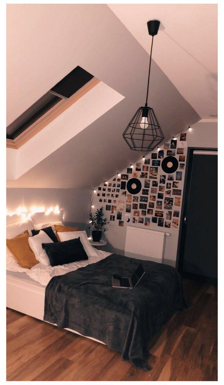 Aesthetic Room Retro Bedroom Ideas 90s Retrobedroomideas90s In 2021 Room Design Bedroom Attic Bedroom Designs Room Ideas Bedroom Aesthetic loft bedroom ideas