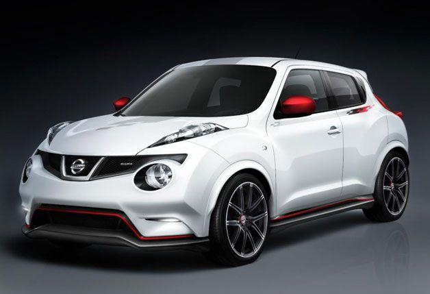 Nissan Juke Nissan Juke Nismo Nissan Juke Nissan Nismo