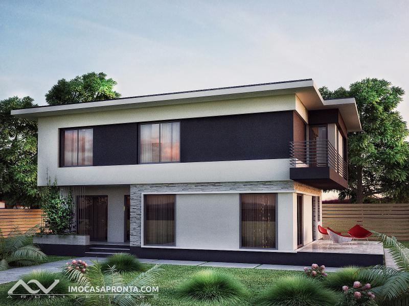 casas modulares imocasapronta lisbona t3 houses Pinterest House