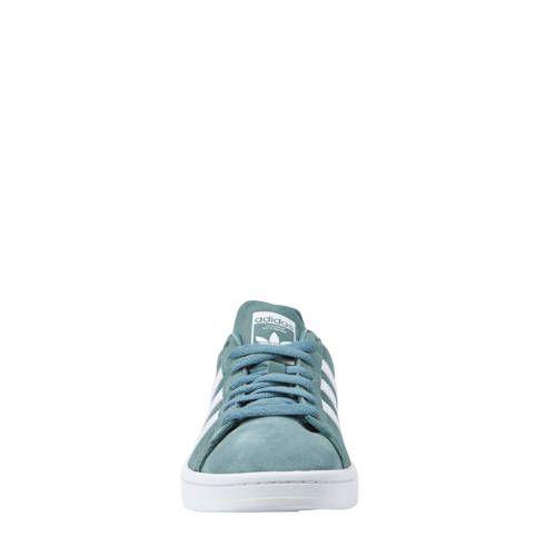 adidas Originals Campus suède sneakers groen - Adidas ...