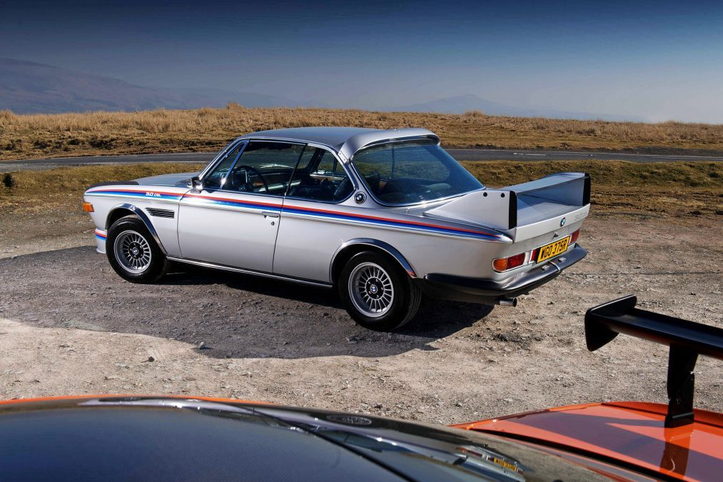 Beautiful Example Of An Early 1970 S Bmw 3 0 Csl Bmw E9 Bmw
