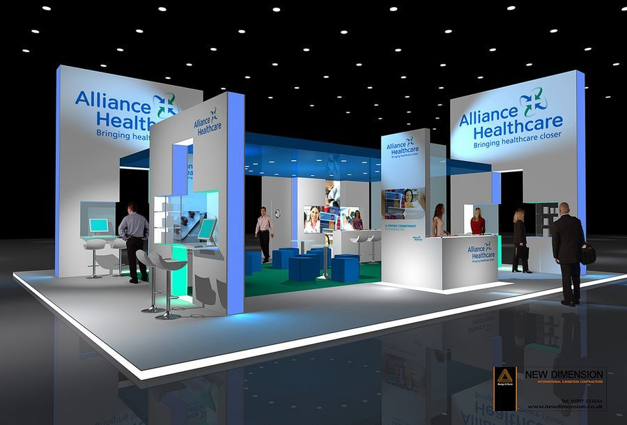 Portable Exhibition Stands Dubai : Importance of great design at exhibition stands in dubai