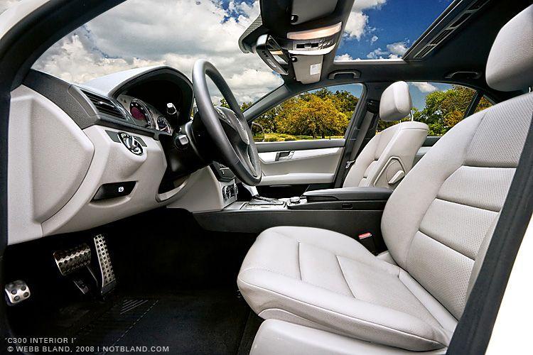 C300 Interior C300 Mercedes Benz C300 Dream Cars