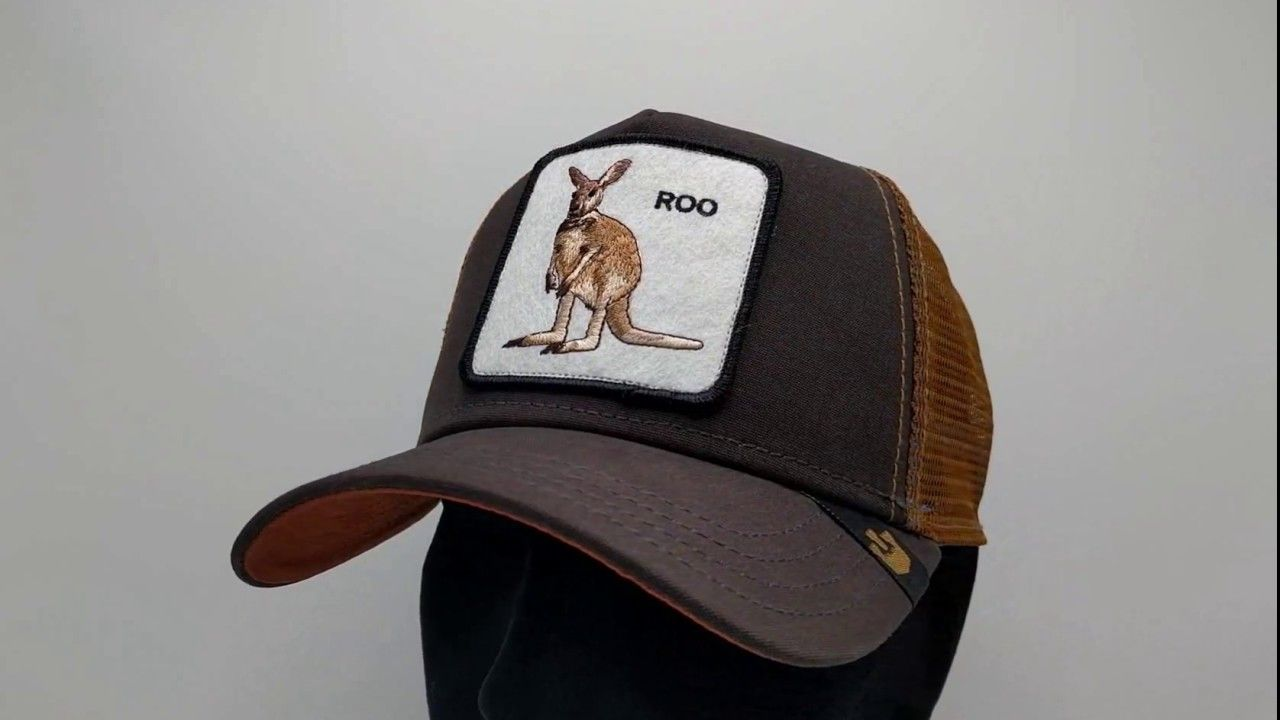 Goorin Bros. Roo Trucker cap - brown - €34 d62e4a1110f