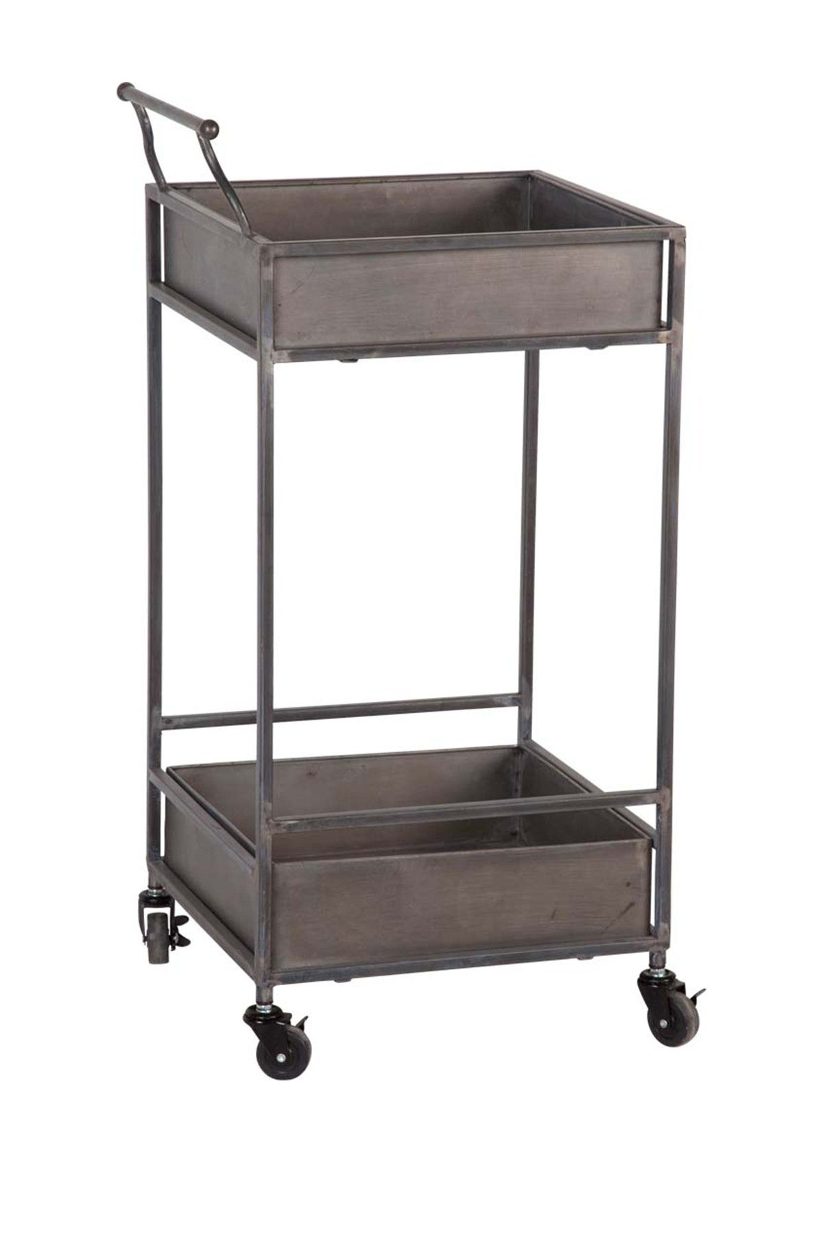 Greenock metal cart table design pinterest metal cart metals