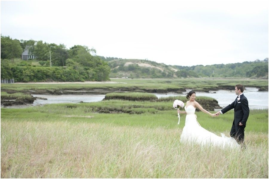 Cape Cod Wedding at Hedgebound by Suzanna March Photography
