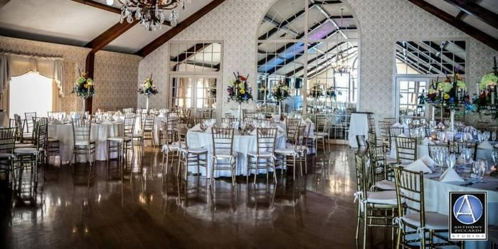 Lake Mohawk Country Club Wedding Table Country Club Wedding