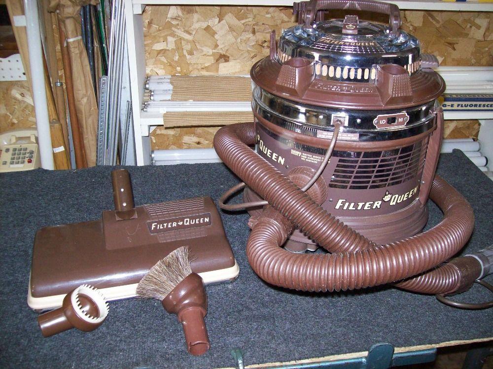 Filter Queen Vacuum 1970s
